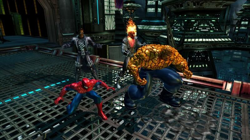 Download Game Psp Marvel Ultimate Alliance 2 Highly Compressed